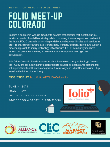 News | Colorado Alliance of Research Libraries
